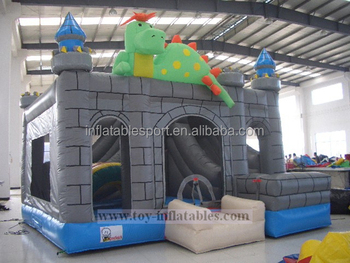 Giant outdoor inflatable bouncer/inflatable castle bouncer/custom inflatable bouncer