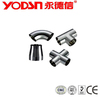 Wenzhou Suppliers Food Grade Stainless Steel Pipe Fittings,Sanitary stainless welding