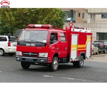 high-spraying fire fighting truck 6000L water/foam tank sale in India