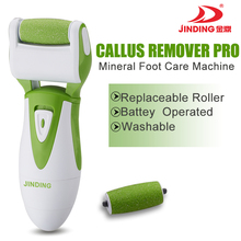 Home Pedicure!Electronic Foot File, dead skin callus remover (JD-505)