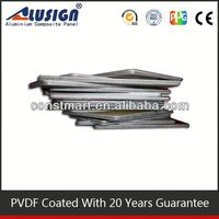 20 years guarantee light reflection aluminum composite panel