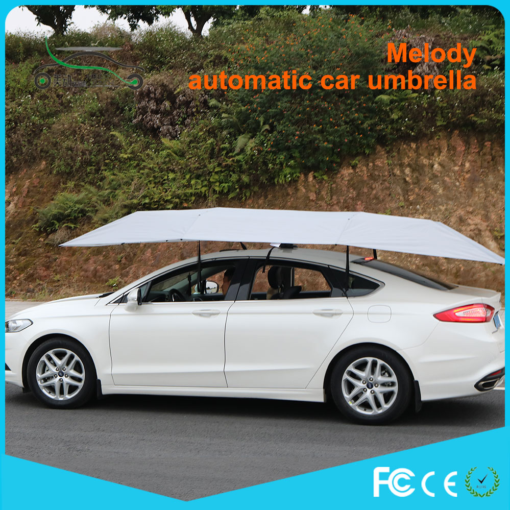 Innovative Products 2017 Hail Protection Automatic Car Umbrella and Car Roof top tent