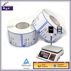 Direct Thermal Labels Thermal Fax Paper Roll