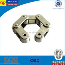 stainless steel C2082 Double pitch large conveyor roller chain