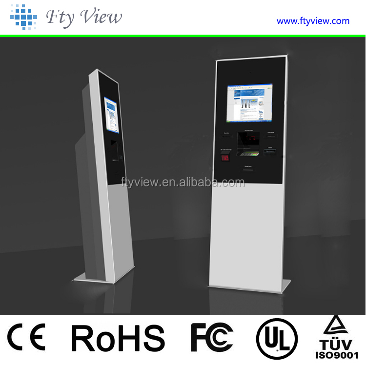 China supplier queue management system ,ticket vending machine