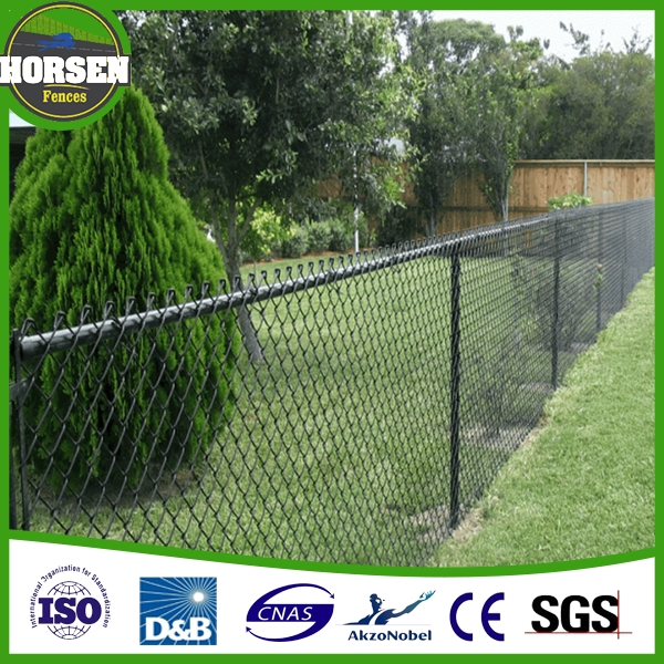 eco-friendly wholesale lowes used chain link fence panels for sale