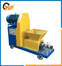 Strong adaptability High capacity factory sale new type rice hull/straw briquette machine