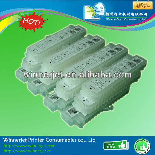 For Canon iPF760 virgin empty cartridges