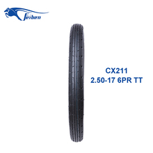 Standard Motorcycle Tyre 2.50-17 Road Motorcycle King Tire