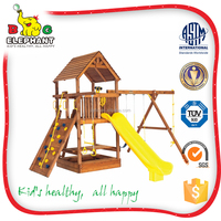 outdoor used kids plastic toy playground toy china