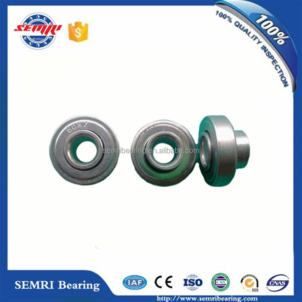 High speed low price universal pressed bearing 608zb bearing for luggage