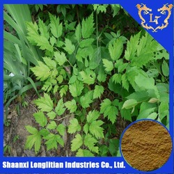 100% natural black cohosh root extract
