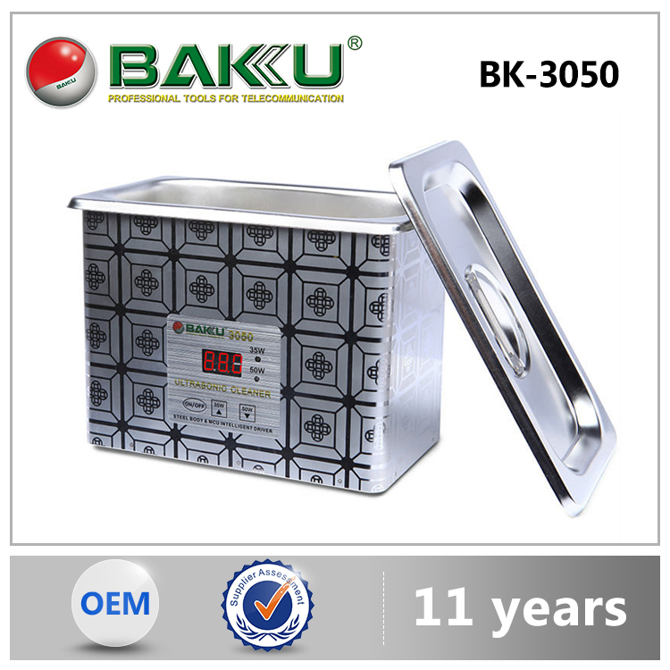 Baku Wholesale Price Original Design For Ultrasonic Fruit Vegetable Washer