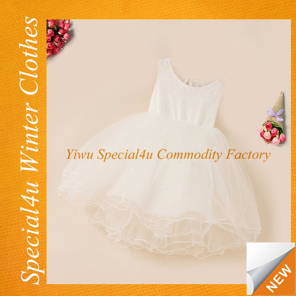 Korean fashion china baby clothing manufacturing party dresses for girl of 2-6 years SHY-174