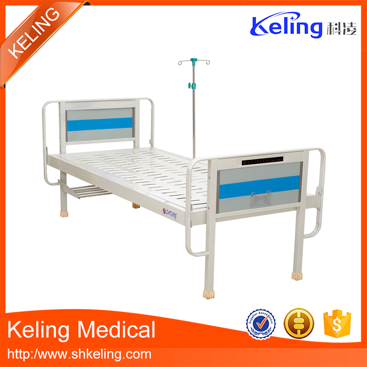 Wholesale cheap latest 2 cranks manual hill rom hospital bed