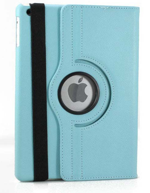 360 Degree Rotating Stand leather case for ipad,leather case for ipad,for ipad smart case