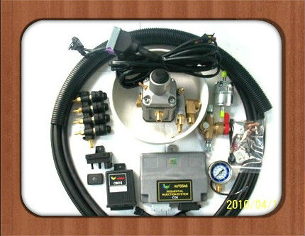 CNG kit for cars (sequential injection system)
