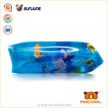 water snake/quick reaction toy/water wiggler toys