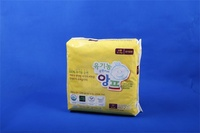 OEM soft disposable paper baby diaper with magic tape