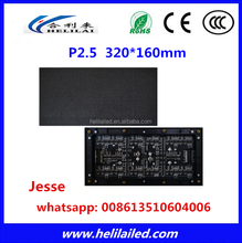 Spanish smd led dot matrix module p2.5 / 480x480 indoor hd led dislay screen rental outdoor p3 p4 p5 p2.5