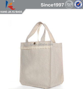 Recycle Simpleness Shopping Bag Thin Linen Tote Bag Since 1997