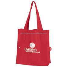 Made in china wholesale eco fold-up shopper tote bag