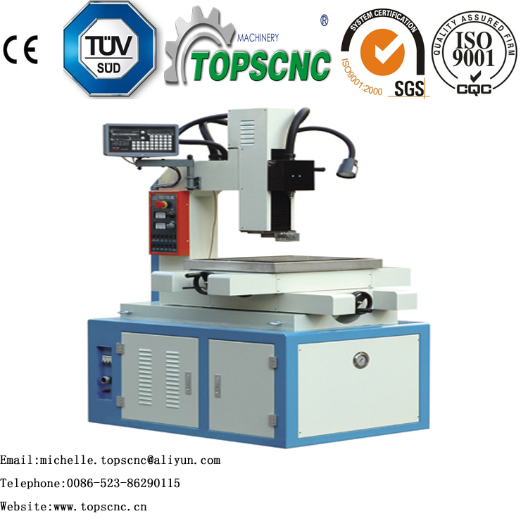 High speed micro hole drilling machine