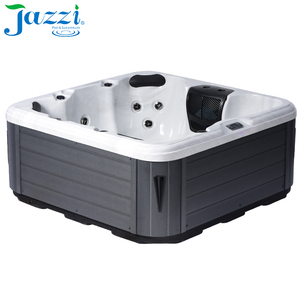 The Moment Freestanding Outdoor Use Hot Tub Pool