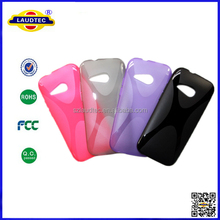 X Line TPU Gel Case for iPhones, Colorful Silicone Cover Case For iPhone 4 5 6 Laudtec