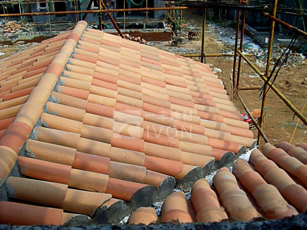 IVON spanish tiles cheap roofing materials
