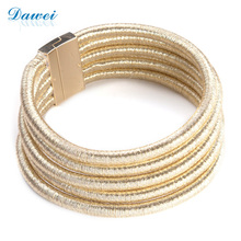 Retail And Wholesale Website Hot Selling European And American Popular Gold Baseball Rope Necklace Statement Choker Jewelry