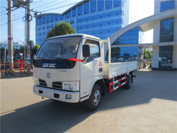 factory direct sale 3 tons dongfeng 95hp lorry truck