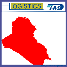 Fast air freight from China to Iraq