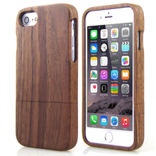 2017 wooden case for apple iphone 7