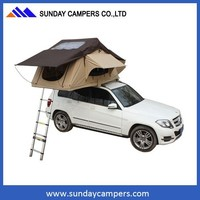 2015 camping family tent(sleep on the car roof)