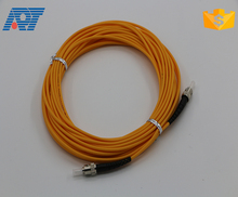 outdoor mpo 24 cores fiber optic amp patch cord