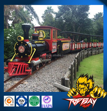 amusement park rides tourist tracked rail trains for sale