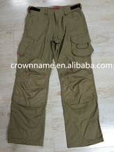 Cargo Pants, Fashion Design Working Pants, Workwear Trousers