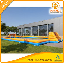 High quality Inflatable Football Court , Soccer Football Court , Football Pitch Inflatable