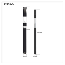 140mAh Everoll CBD Vape Pen Touch Mini cbd/thc oil handy vaporizer starter kit