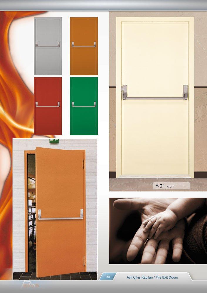 porte de sortie de secours portes id de produit 109485401. Black Bedroom Furniture Sets. Home Design Ideas