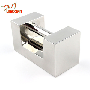 5kg, 10kg,20kg rectangular series polished stainless steel weights for balance test weight