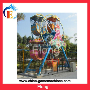 Hot Rotary Rides Amusement Kids small mini ferris wheel for sale