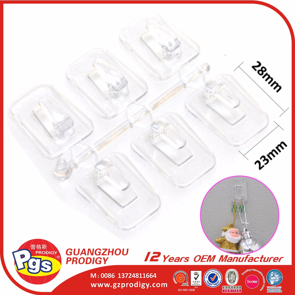 self adhesive hooks 2017 new wall adhesive plastic hook