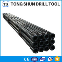 Seamless steel pipe used drill stem pipe