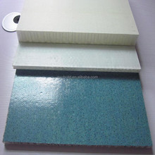 eps polyurethane xps sandwich panel replaced by pp honeycomb sandwich panel