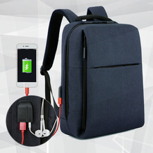 Wholesale waterproof usb charging anti-theft laptop school backpack bags manufacturers China