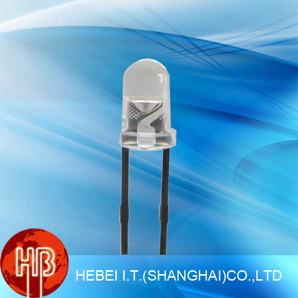3mm Green Led Electric Light Emitting Bulk Round Diodes
