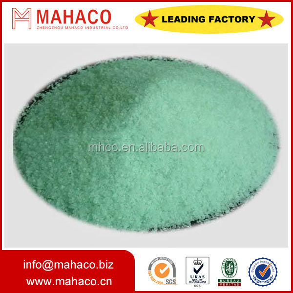 FeSO4-7H2O ferrous sulphate heptahydrate 98% powder