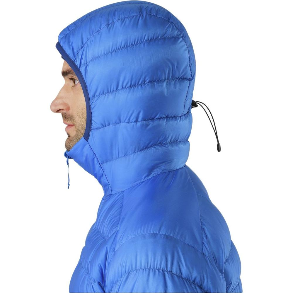 Outdoor Heavy Goose Down Jacket Women